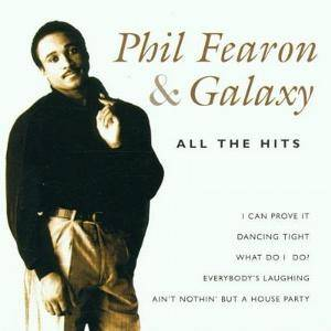 Cover - Phil Fearon & Galaxy: All The Hits