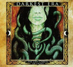 Darkest Era: Last Caress Of Light, The - Cover