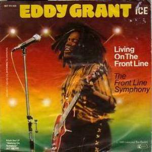 "Eddy Grant: Living On The Front Line (7"") - Bild 1"