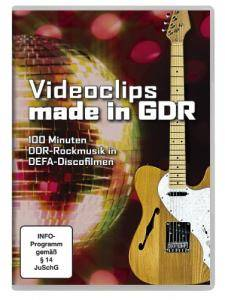 Videoclips Made In GDR - Cover