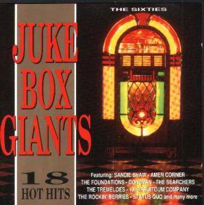 Cover - Viscounts, The: Juke Box Giants - The Sixties