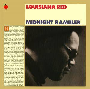 Cover - Louisiana Red: Midnight Rambler