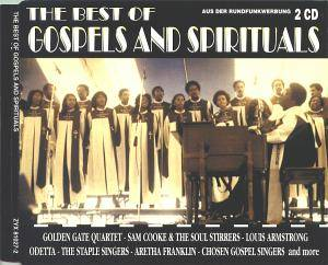 Best Of Gospels And Spirituals, The - Cover
