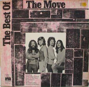 The Move: Best Of The Move, The - Cover