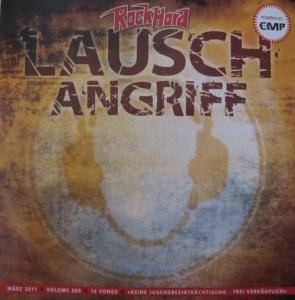 Rock Hard - Lauschangriff Vol. 009 (CD) - Bild 1