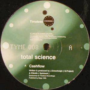 Cover - Total Science: Cashflow