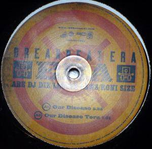 Cover - Breakbeat Era: Our Disease