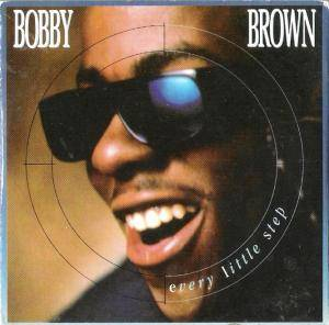 Bobby Brown: Every Little Step - Cover