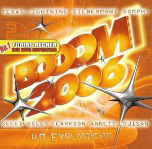 Cover - Sidney: Booom 2006 - The Second