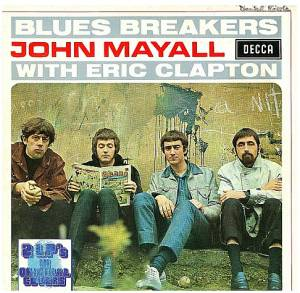 Cover - John Mayall & The Bluesbreakers: Bluesbreakers / A Hard Road