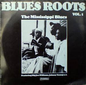 Cover - Arthur Weston: Mississippi Blues, The