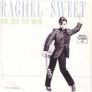 Cover - Rachel Sweet: Baby Let's Play House