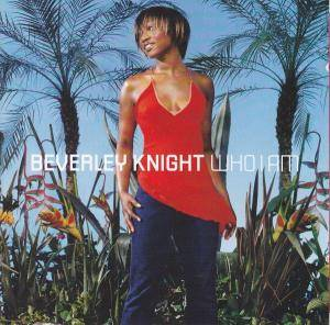 Cover - Beverley Knight: Who I Am