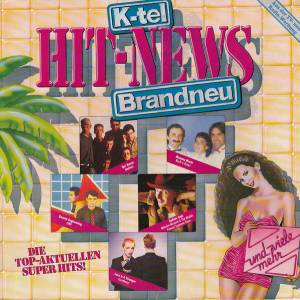 K-Tel Hit-News 83 - Cover