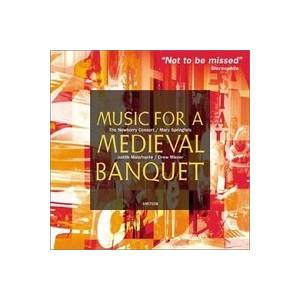 Cover - Jacopo da Bologna: Music For A Medieval Banquet