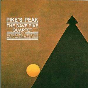 Cover - Dave Pike: Pike's Peak