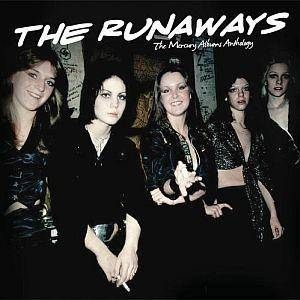 The Runaways: Mercury Albums Anthology, The - Cover