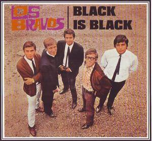 Los Bravos: Black Is Black - Cover