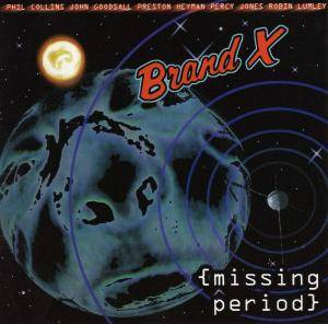 Cover - Brand X: Missing Period