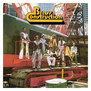 Brass Construction: Brass Construction - Cover