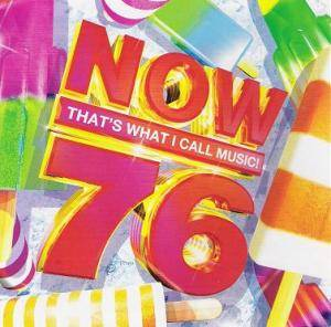 Cover - Alexandra Burke: Now That's What I Call Music! 76 [UK Series]