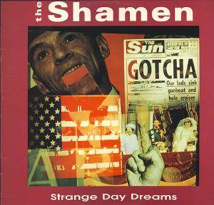 The Shamen: Strange Day Dreams - Cover
