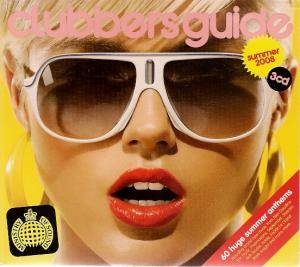 Cover - Sharam Feat. Daniel Bedingfield: Clubbers Guide Summer 2008