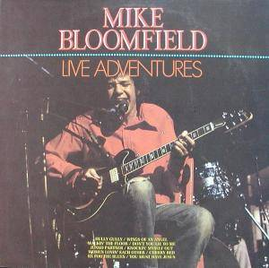 Mike Bloomfield: American Hero - Cover