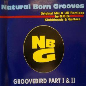 Cover - Natural Born Grooves: Groovebird Pt. I & II