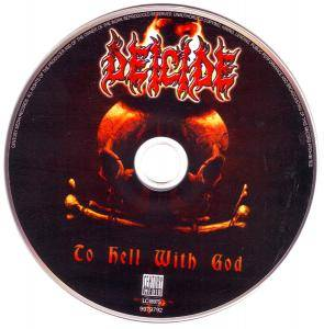 Deicide: To Hell With God (CD) - Bild 3