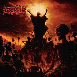 Deicide: To Hell With God - Cover