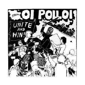 Cover - Oi Polloi: Unite And Win!