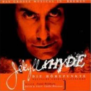 Frank Wildhorn: Jekyll & Hyde - Cover
