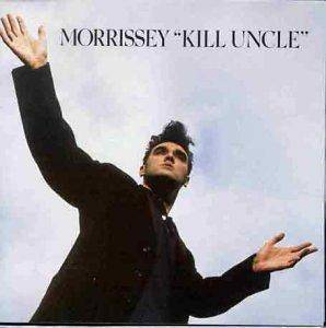 Morrissey: Kill Uncle - Cover