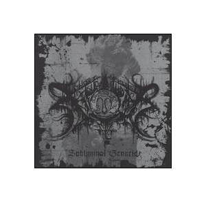 Xasthur: Subliminal Genocide - Cover