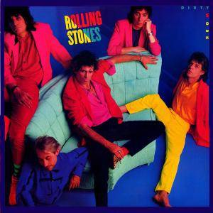 The Rolling Stones: Dirty Work (LP) - Bild 1