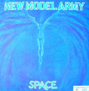 New Model Army: Space - Cover
