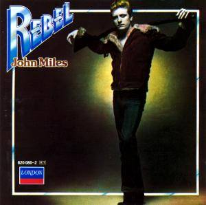 Cover - John Miles: Rebel