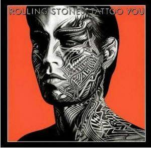 The Rolling Stones: Tattoo You - Cover