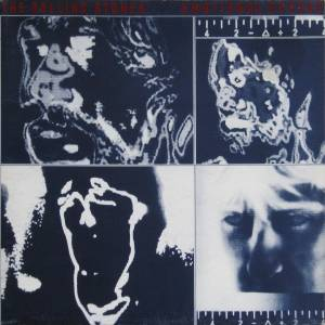 The Rolling Stones: Emotional Rescue - Cover