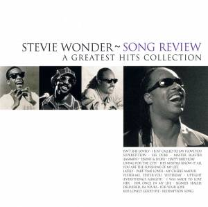 Stevie Wonder: Song Review - A Greatest Hits Collection - Cover