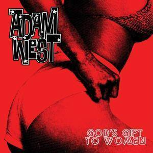 Cover - Adam West: God's Gift To Women