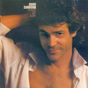 David Sanborn: Straight To The Heart - Cover