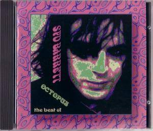 Syd Barrett: Octopus (The Best Of) - Cover