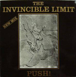 The Invincible Limit: Push! - Cover