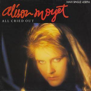 Alison Moyet: All Cried Out - Cover