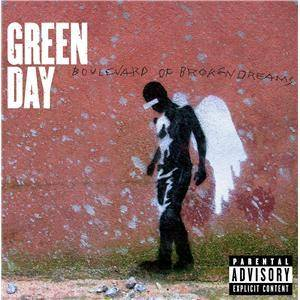 Green Day: Boulevard Of Broken Dreams - Cover