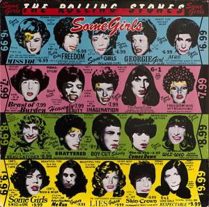 The Rolling Stones: Some Girls - Cover
