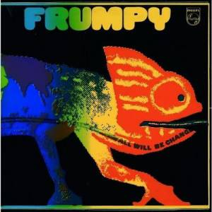 Cover - Frumpy: All Will Be Changed