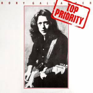 Rory Gallagher: Top Priority (LP) - Bild 1